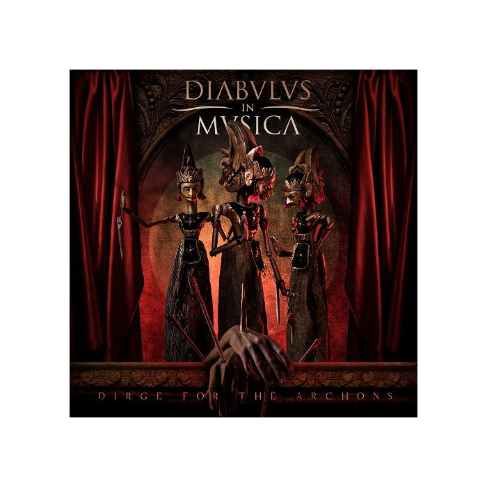 DIABULUS IN MUSICA-Dirge For The Archons/Limited Edition Digipack CD