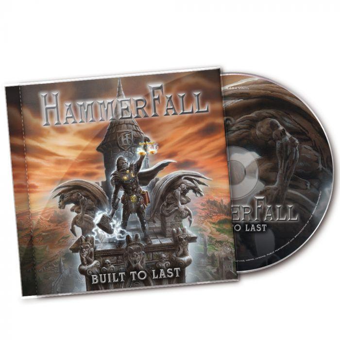 HAMMERFALL-Built To Last/CD