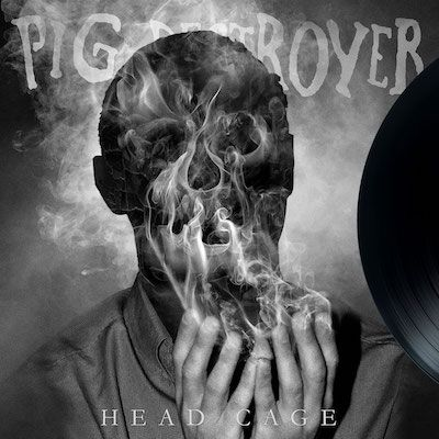 PIG DESTROYER - Headcage / LP