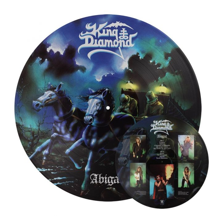 KING DIAMOND - Abigail / Picture Disc LP