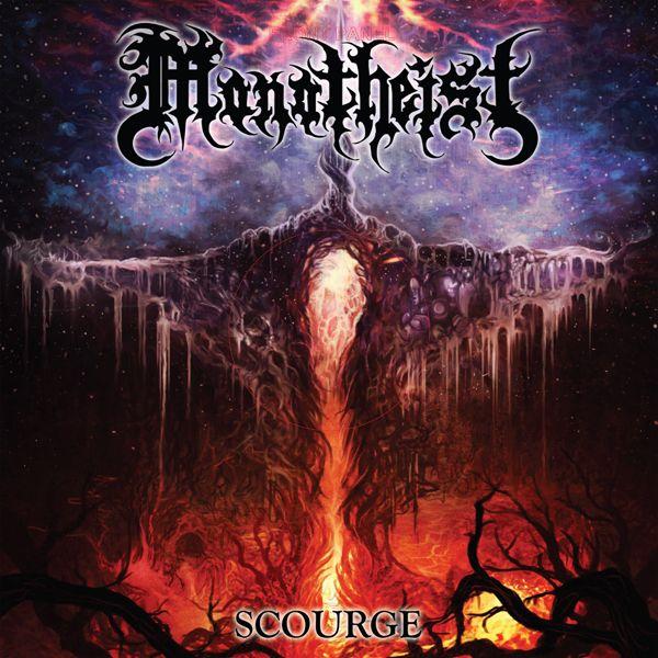 MONOTHEIST - Scourage / CD