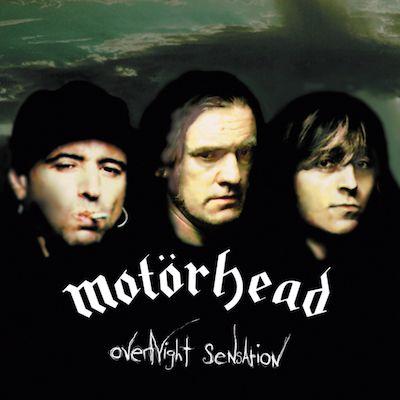 MOTORHEAD - Overnight Sensation / CD