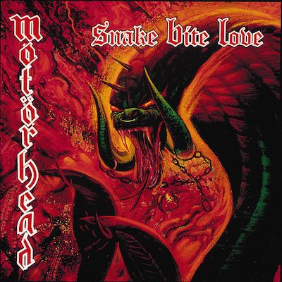 MOTORHEAD - Snake Bite Love / LP