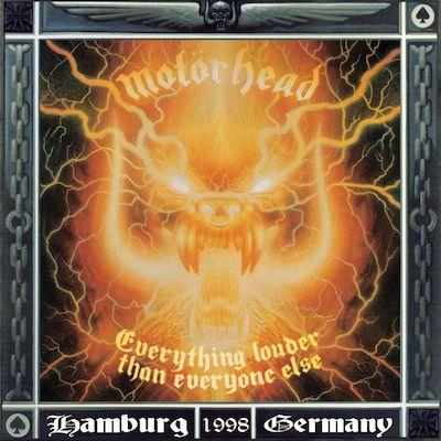 MOTORHEAD - Everything Louder Than Everyone Else / 2CD