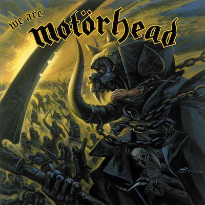 MOTORHEAD - We Are Motorhead / LP