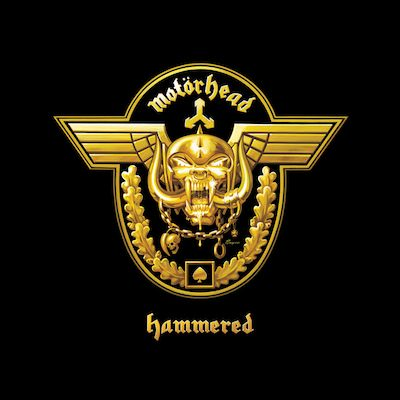 MOTORHEAD - Hammered / CD