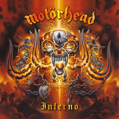 MOTORHEAD - Inferno /CD