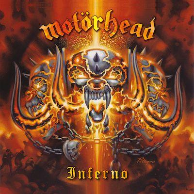 MOTORHEAD - Inferno /CD