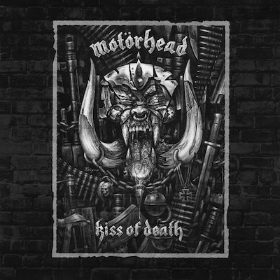 MOTORHEAD - Kiss Of Death / LP