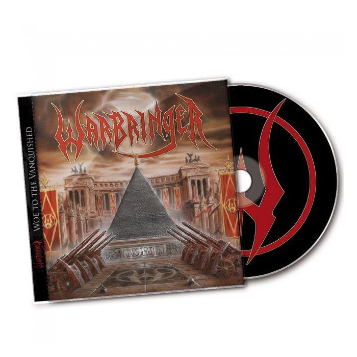 WARBRINGER-Woe To The Vanquished/CD