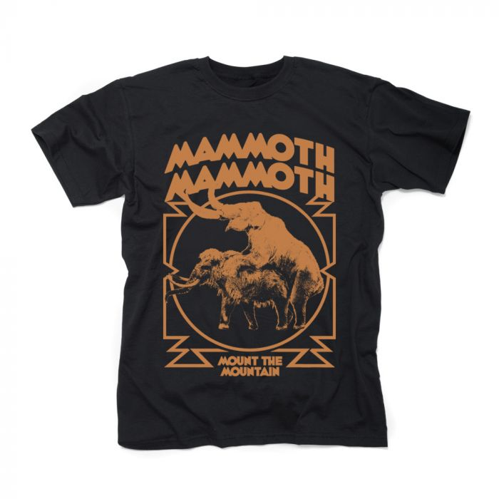 MAMMOTH MAMMOTH-Mount The Mountain/T-Shirt