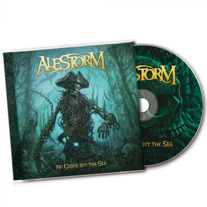 ALESTORM - No Grave But The Sea/CD