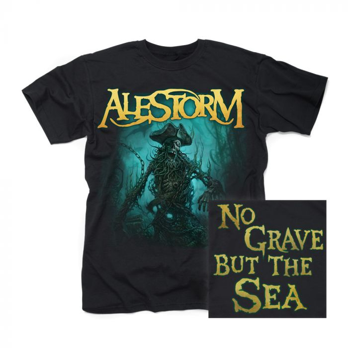 ALESTORM-No Grave But The Sea/T-Shirt