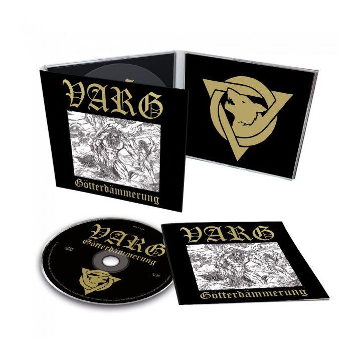 VARG-Götterdämmerung/Limited Edition CD EP