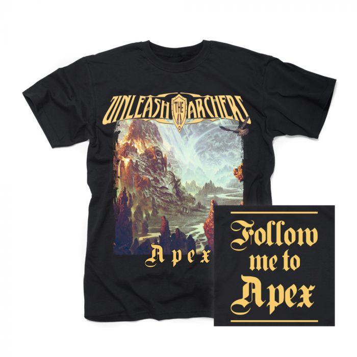 UNLEASH THE ARCHERS-Apex/T-Shirt