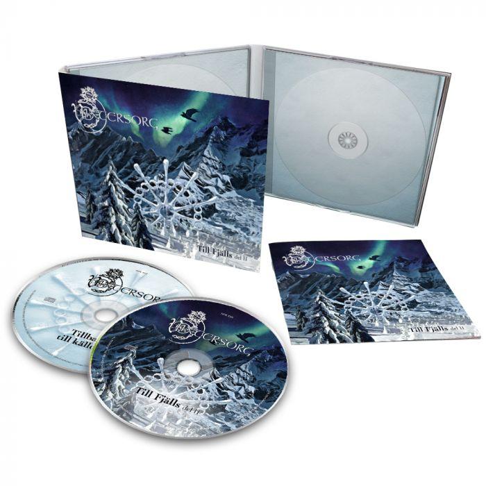 VINTERSORG-Till Fjälls del II/Limited Edition Digipack 2CD