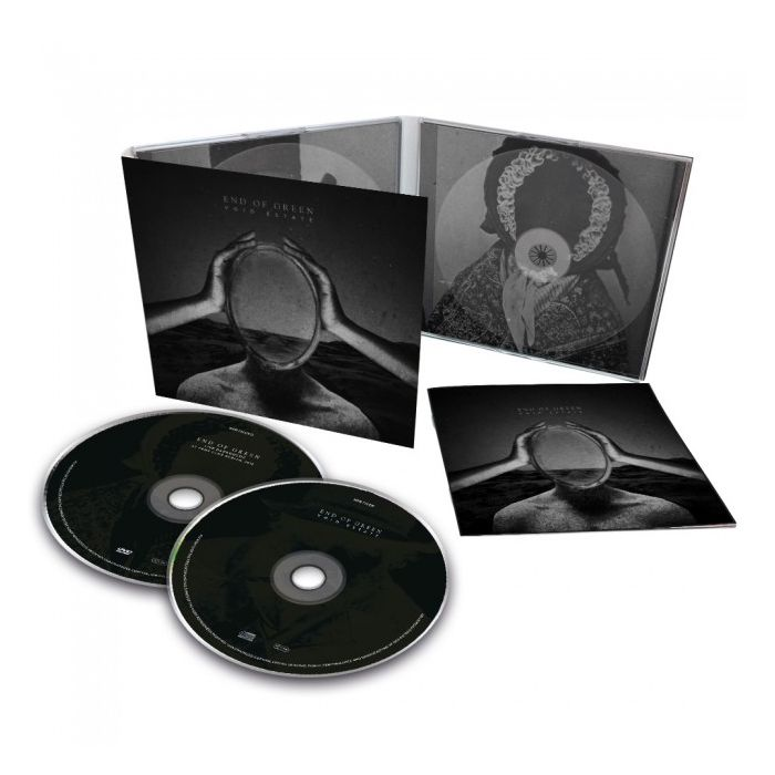 END OF GREEN-Void Estate/Limited Edition Digipack CD-DVD