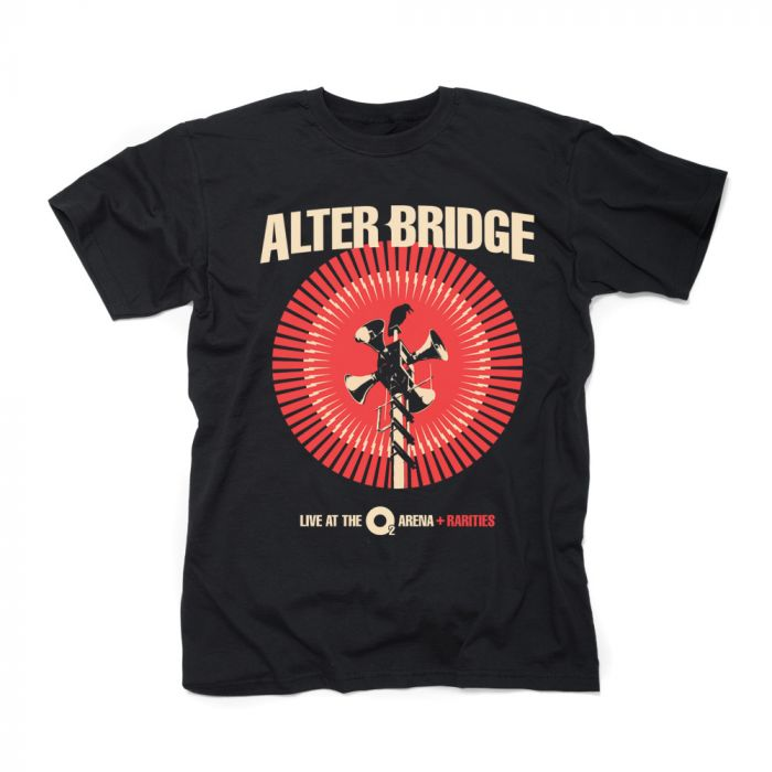 ALTER BRIDGE-Live At The O2 Arena + Rarities-Speaker/T-Shirt