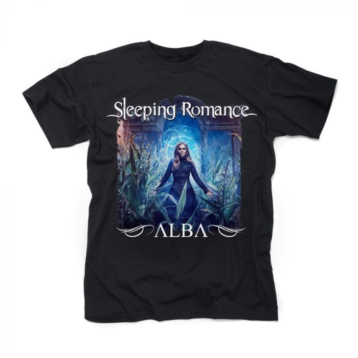 SLEEPING ROMANCE-Alba/T-Shirt