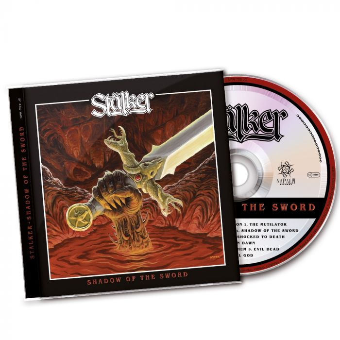 STALKER-Shadow Of The Sword/CD