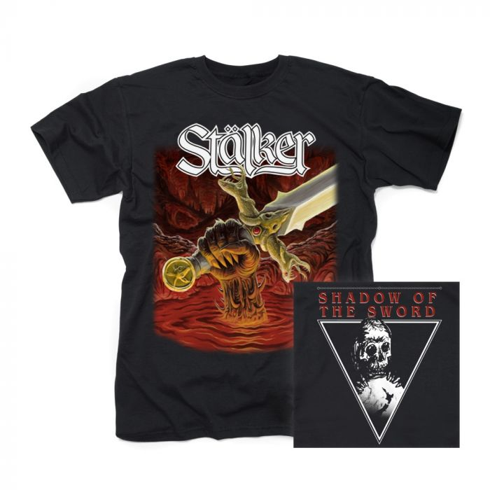 STALKER-Shadow Of The Sword/T-Shirt