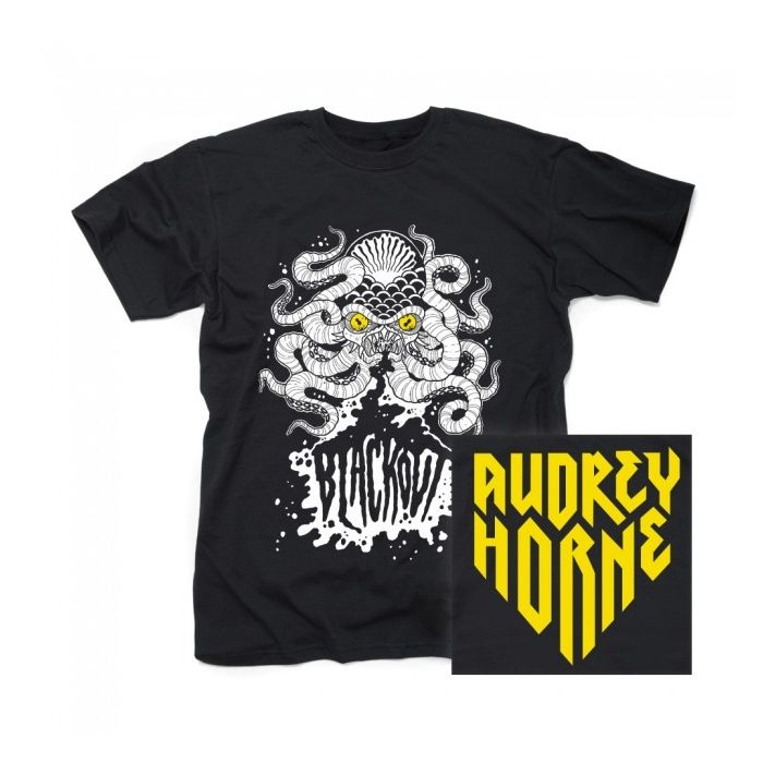AUDREY HORNE-Blackout/T-Shirt