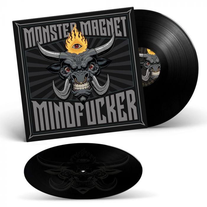 MONSTER MAGNET-Mindfucker/Limited Edition BLACK Vinyl Gatefold 2LP