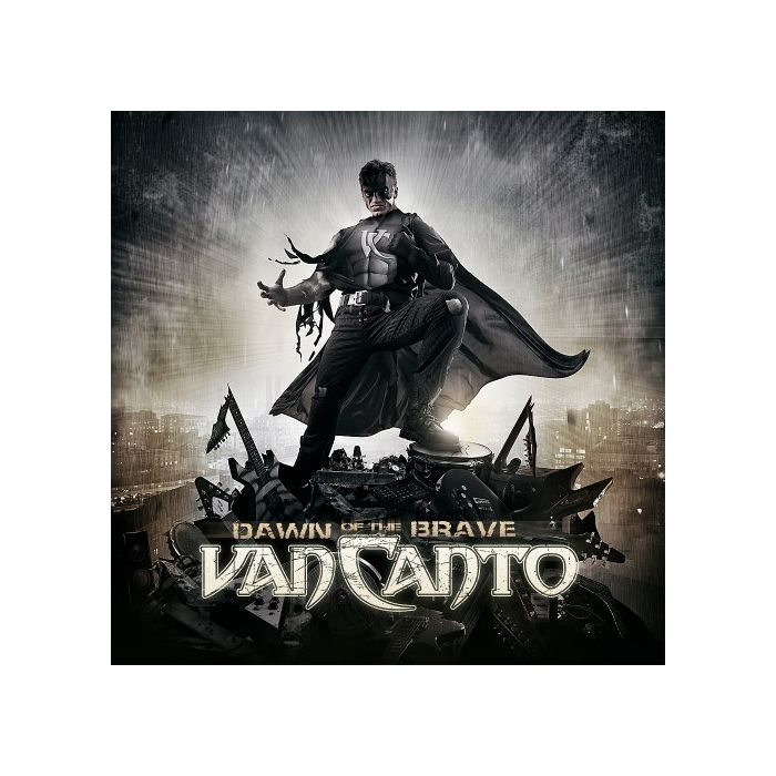 VAN CANTO - Dawn Of The Brave CD