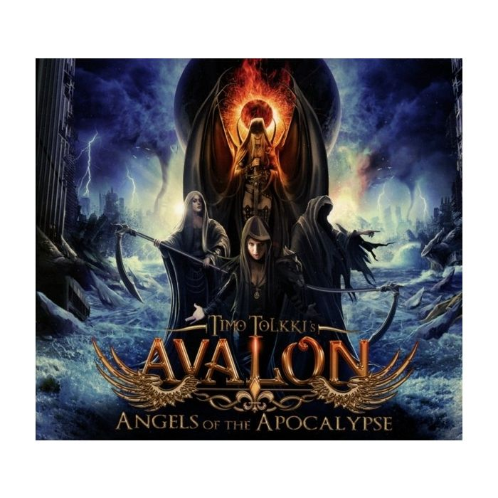 TIMO TOLKKI'S AVALON - Angels Of The Apocalypse / CD