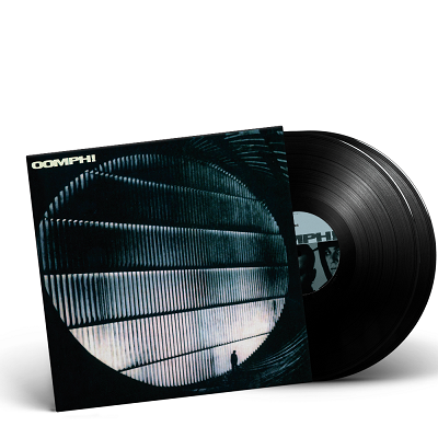 OOMPH!-Oomph!/Limited Edition BLACK Vinyl Gatefold 2LP
