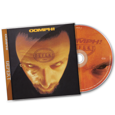 OOMPH!-Defekt/CD