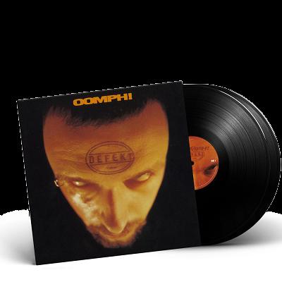 OOMPH!-Defekt/Limited Edition BLACK Vinyl Gatefold 2LP