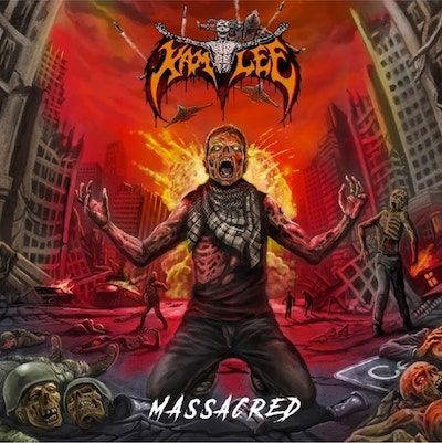 KAM LEE - Massacred / CD