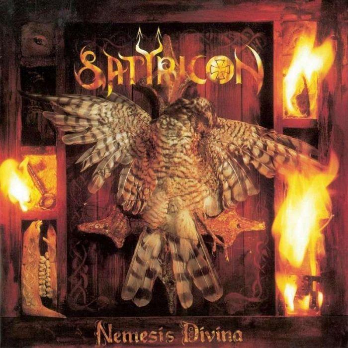 SATYRICON-Nemesis Divina / CD