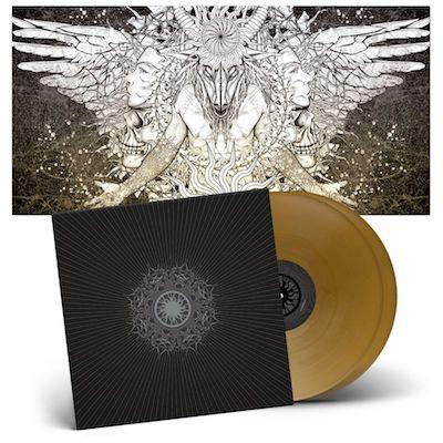 SAMAEL - Lux Mundi / GOLD 2LP Gatefold