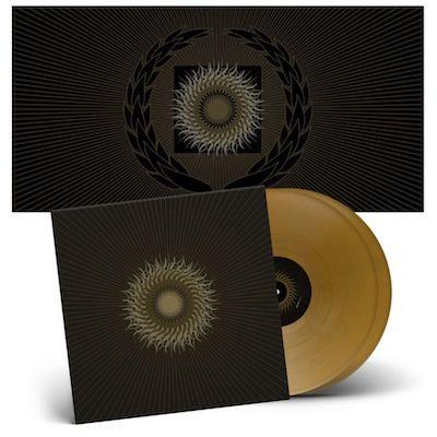 SAMAEL - Solar Soul / GOLD 2LP Gatefold