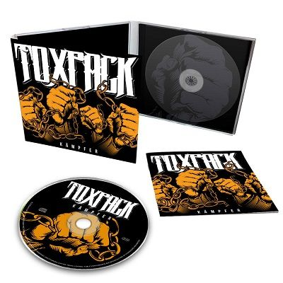 TOXPACK-Kämpfer/Limited Edition Digipack CD