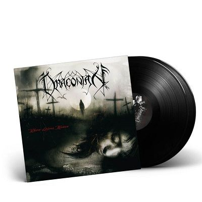 DRACONIAN-Where Lovers Mourn/Limited Edition BLACK Vinyl Gatefold 2LP
