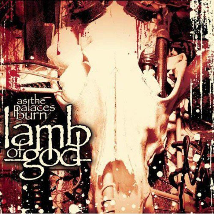 LAMB OF GOD - As Palaces Burn / CD+DVD