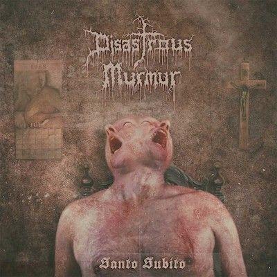 DISASTROUS MURMUR - Santo Subito / White LP