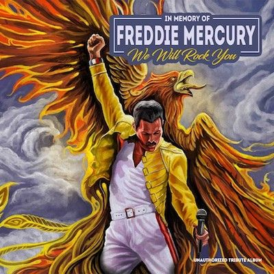 V/A - IN MEMORY OF FREDDY MERCURY: WE WILL ROCK YOU / DIGIPAK CD