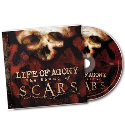 LIFE OF AGONY - The Sound Of Scars / CD