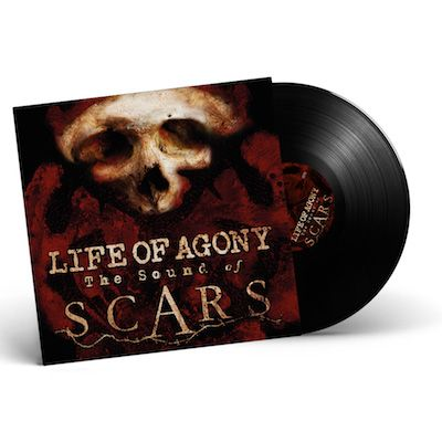 LIFE OF AGONY - The Sound Of Scars / LP
