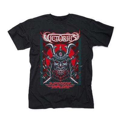 VICTORIUS - Super Sonic Samurai / T-Shirt