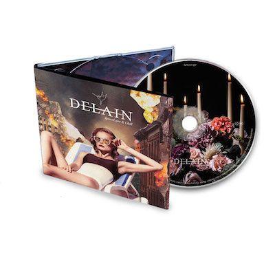 DELAIN - Apocalypse & Chill / Digipack CD