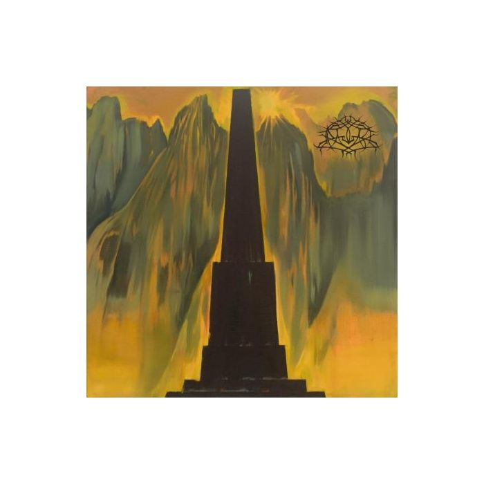 KRALLICE w/ DAVE EDWARDSON - Loüm / CD