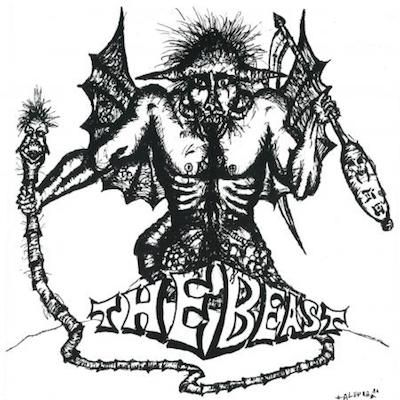 THE BEAST - Power Metal / 12 Inch