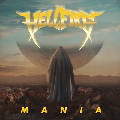 HELL FIRE - Mania / LP
