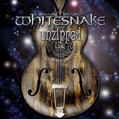 WHITESNAKE - Unzipped / CD