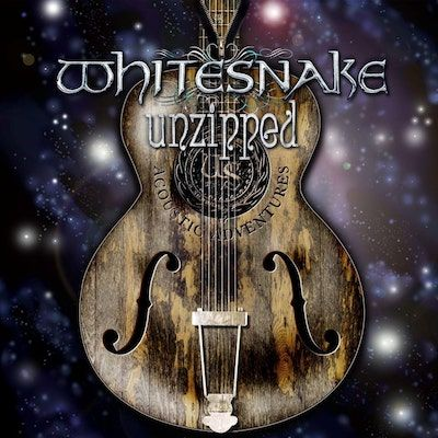 WHITESNAKE - Unzipped /Deluxe 2CD